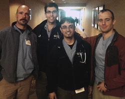 Baystate Emergency Medicine Residents Take Second Place in National Sim Wars