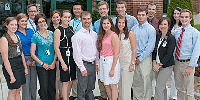 Baystate Summer Student Scholars 2013